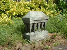 Sarcophagus 2, 51x19x51 cm, 2006, on sale