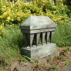 Sarcophagus 2, 51x19x51 cm, 2006