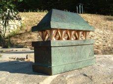 Sarcophagus 1, 20x9x20 cm, 2006, on sale