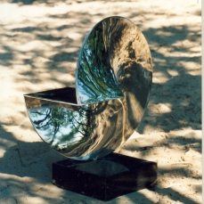 Beweging, 60x50x30 cm, 1996, private collection