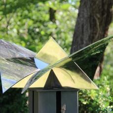 Energie, 65x65x24 cm, 2002