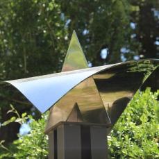 Penetration, 34x64x47 cm, 2002
