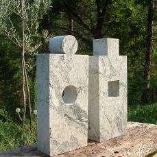 Movements, 25x12x60 cm, 2004