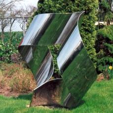 Two, 140x120 cm, cm, Enschede public park