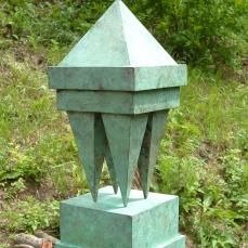 Tower, 43x18x18 cm, 2006