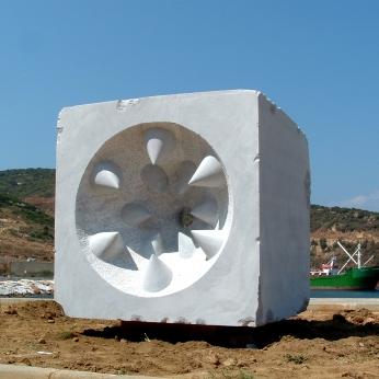 Sarayalar 180x145x145 cm, 2005, Turkey